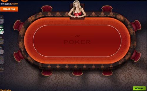 Giới thiệu game poker