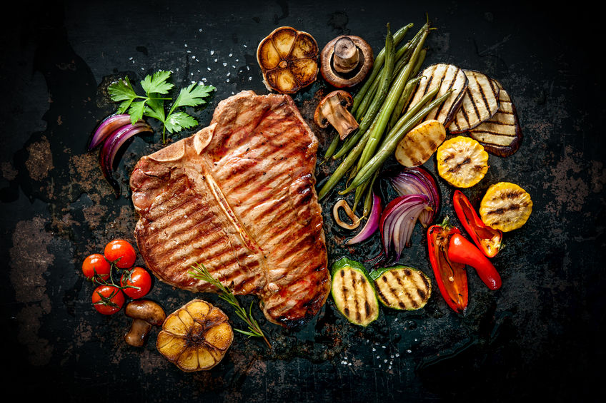 It's National Grilling Day! Here's How To Set The Grill On Fire For Photos - 123RF Blog