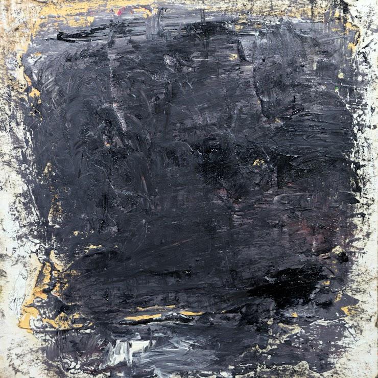 Reception of feelings 21x21cm. Oil on cardboard / Рецепция на чувствата масло върху картон
