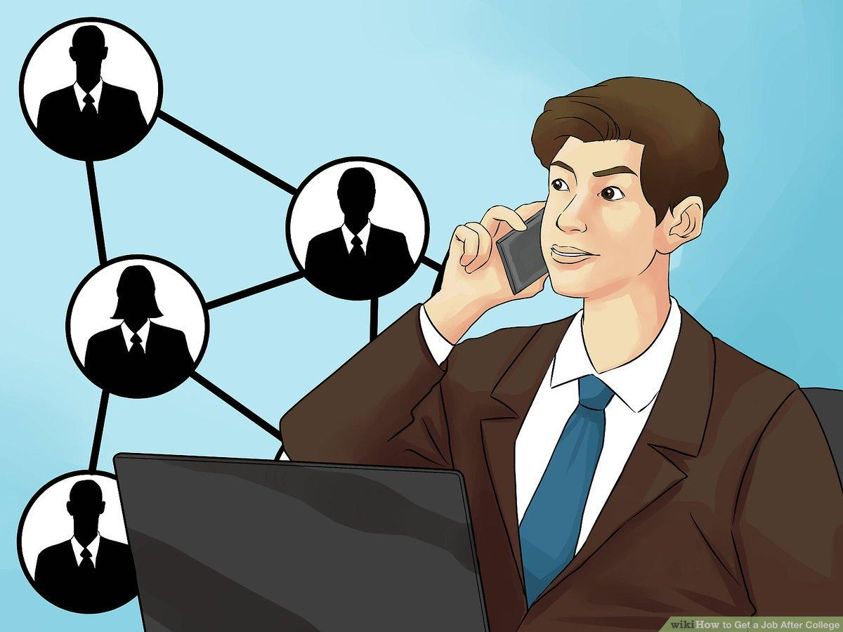 How to Get a Job After College (with Pictures) - wikiHow