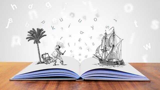 Imagen que ilustra una historia, storytelling.