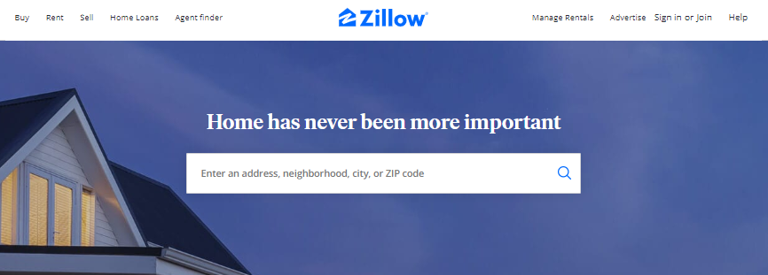 How to build a real estate website: Zillow Search