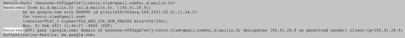 Email Show Original