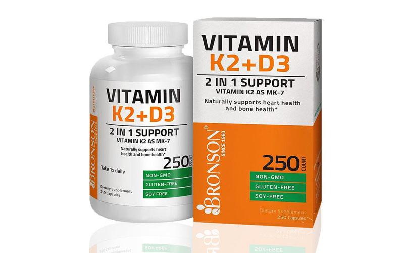 hình ảnh Vitamin D3 K2 có tác dụng gì cho xương khớp? - số 1