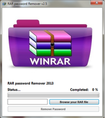 free winrar password remover online