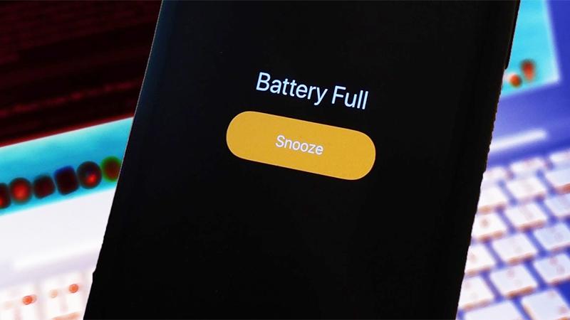 Bảo vệ Pin iPhone bằng tính năng thông báo tự động khi sạc đầy 100%
