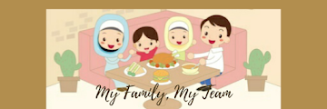 My Family, My Team- Aliran Rasa
