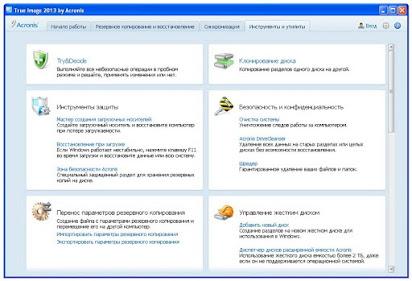Acronis true image free version