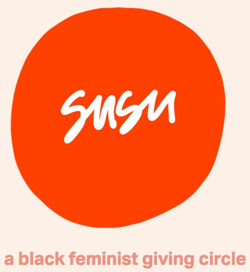 SUSU: a black feminist giving circle logo