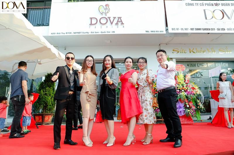 Tập Đoàn Dova khai trương trụ sở mới - Bước phát triển ấn tượng tại Hà Nội - Ảnh 3