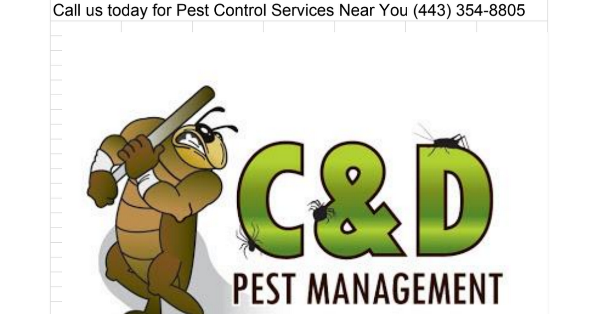 Thumbnail for Pest Control Near Me Glen Burnie MD (443) 354-8805
