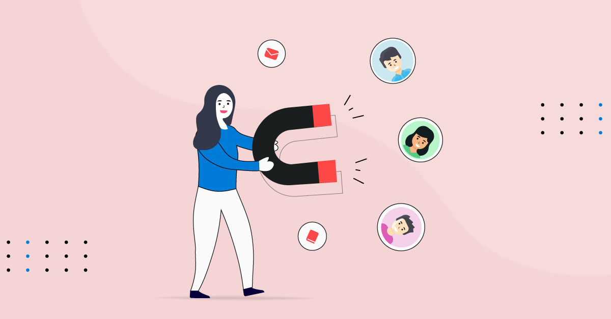 how to create lead magnets for agency buyers