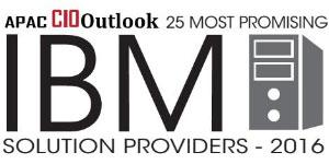 25 Most Promising Solutions Provider 2016