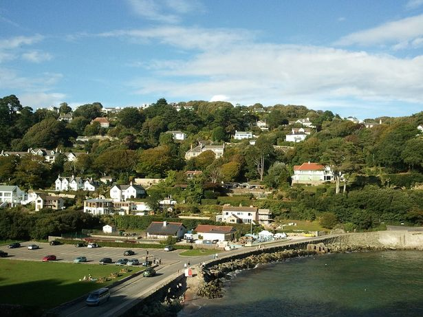 Salcombe in the South Hams boasts many second homes