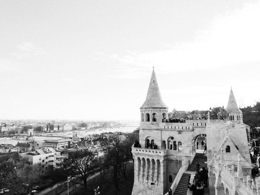 Wzgórze Zamkowe Budapeszt
