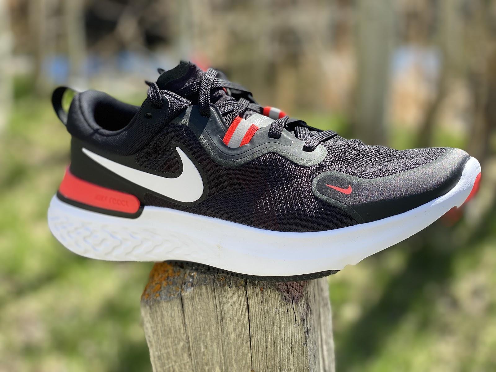 Road Trail Run: Nike React Miler 1st Run Review, Shoe ...