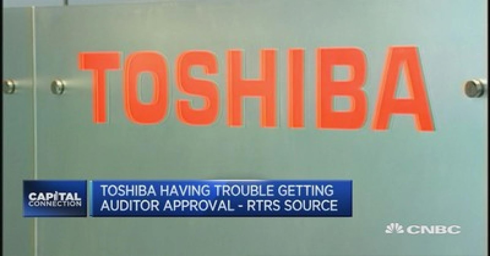 Image result for toshiba in trouble