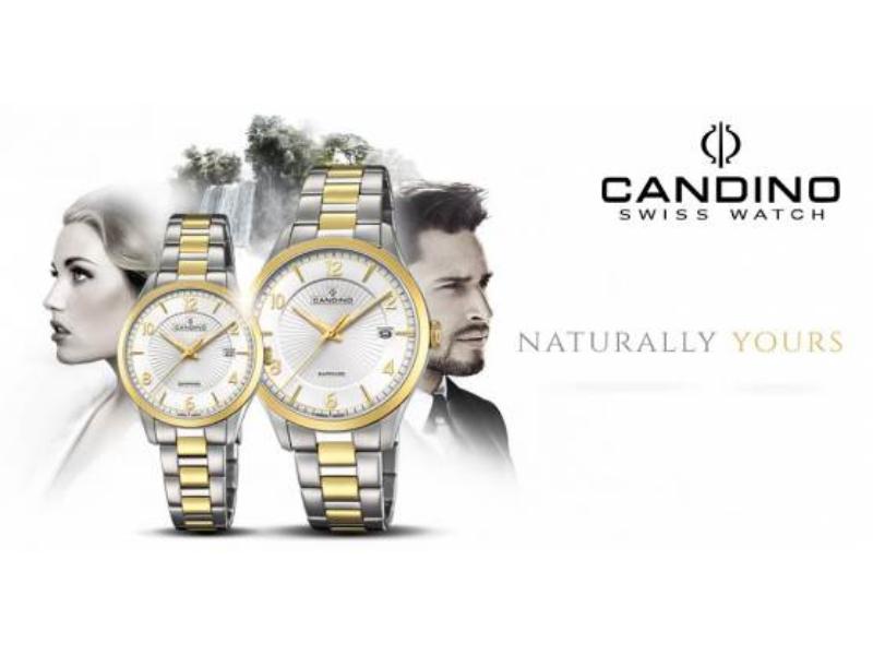 Hai đại sứ thương hiệu của Candino