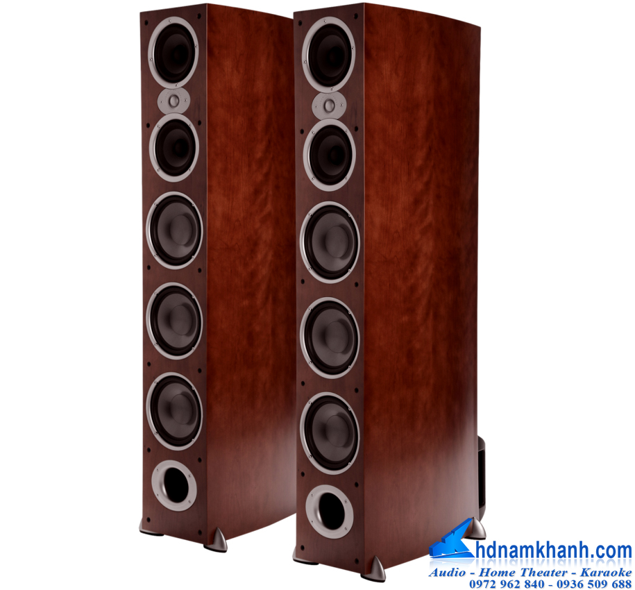 Bộ Hi-fi Amply Denon 2500NE + Loa Polk RTi A9 âm thanh chất lượng - 288339