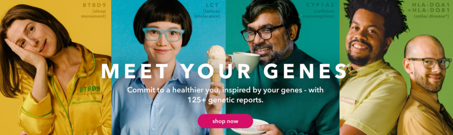 23andme call to action examples