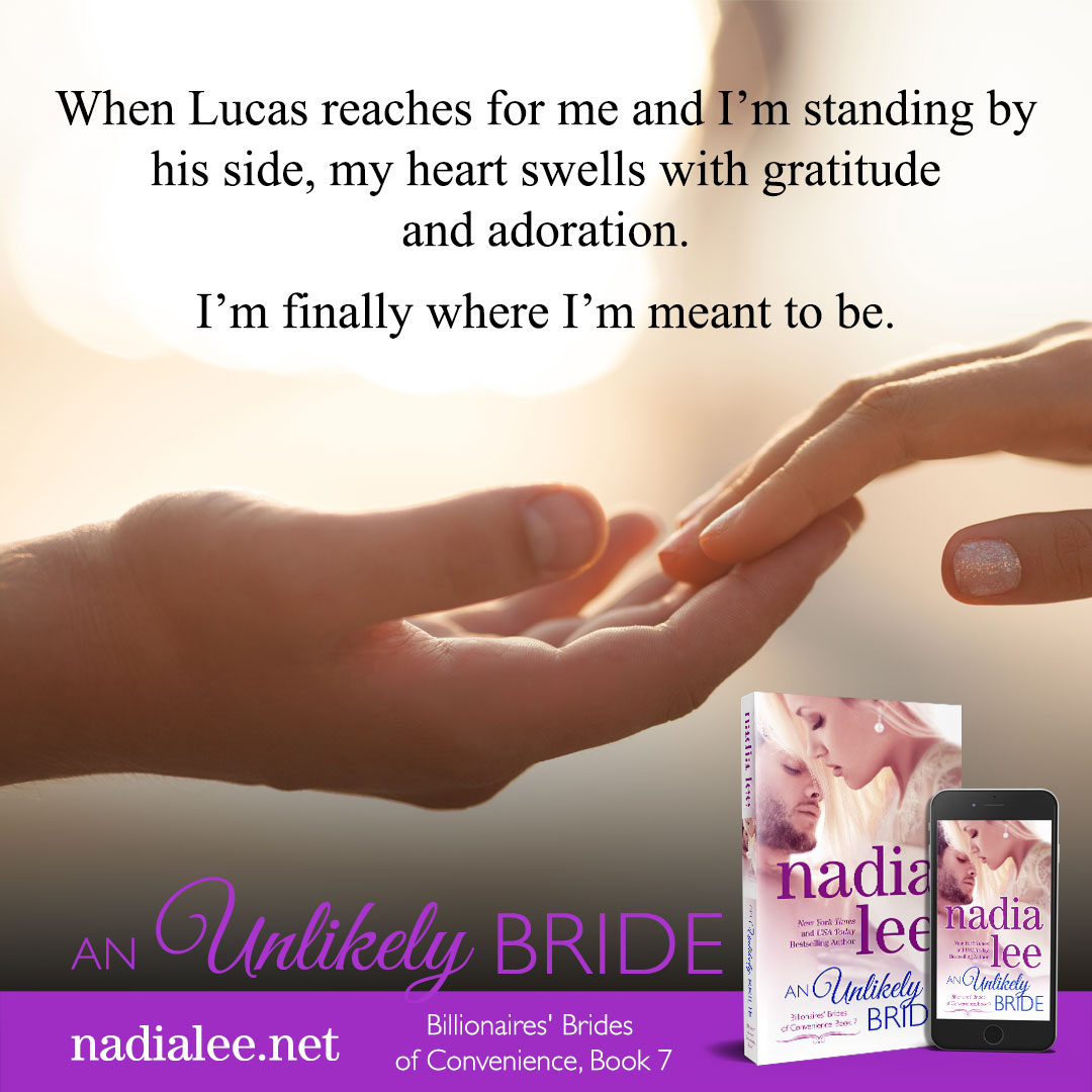RELEASE DAY BLITZ ~ An Unlikely Bride (Billionaires' Brides