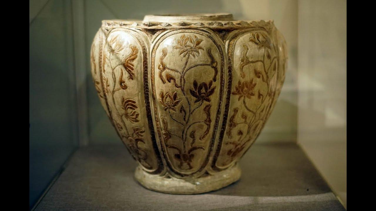 Vietnamese ceramics, ceramics vase