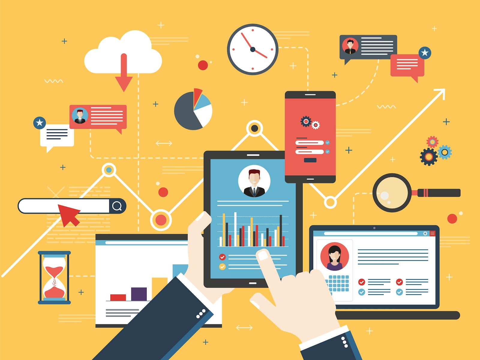 infographic management skills_luciano castro