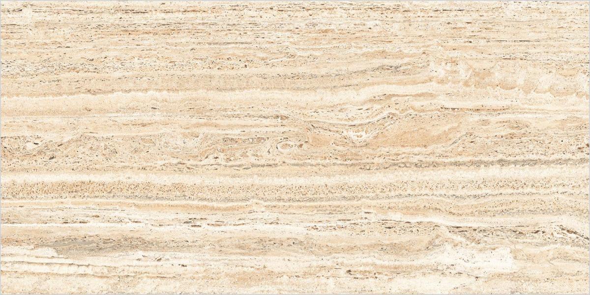 Travertino Ivory Marble Slab