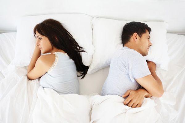 Hãy yêu thương chồng thay vì trách móc giận hờn vu vơ