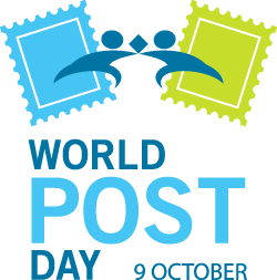 World Post Day October 9th 2018