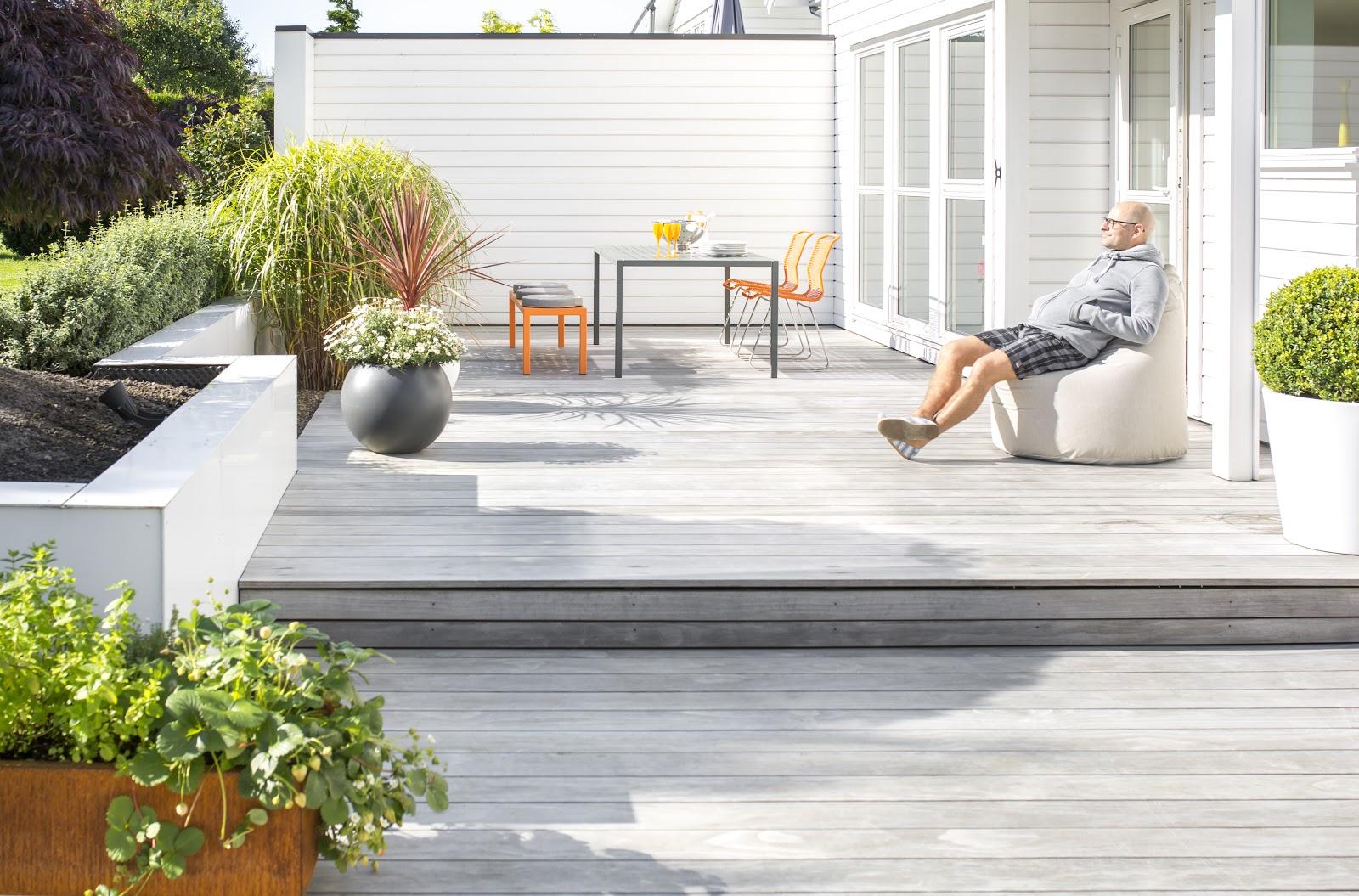 lægge terrassedæk