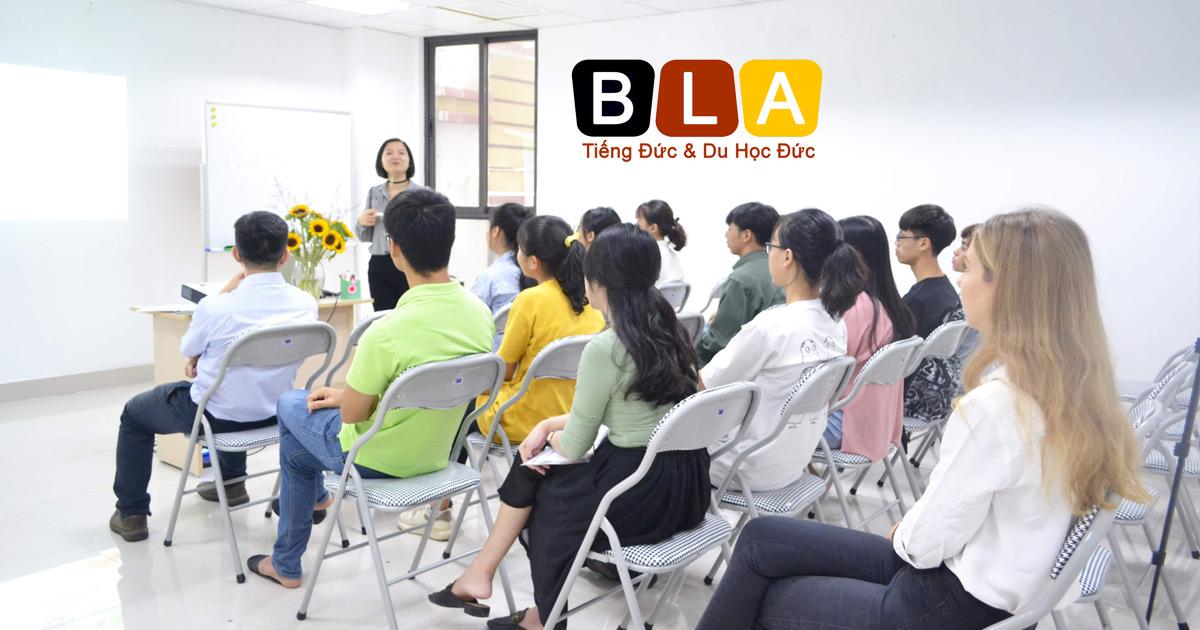 BLA - nơi gửi trọn niềm tin du học nghề Đức