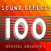 100 Sound Effects Digital Archive 1