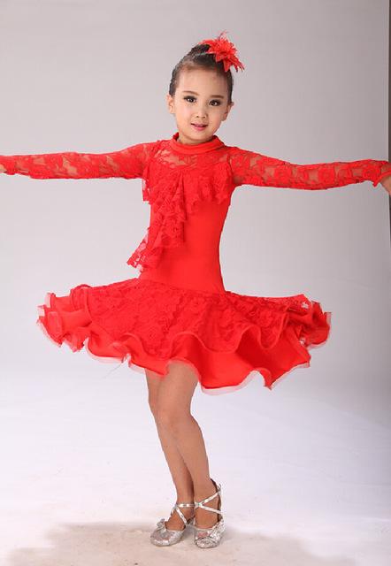 Sukienka flamenco dla dziewczynki