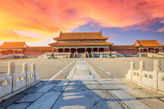 Forbidden City Info