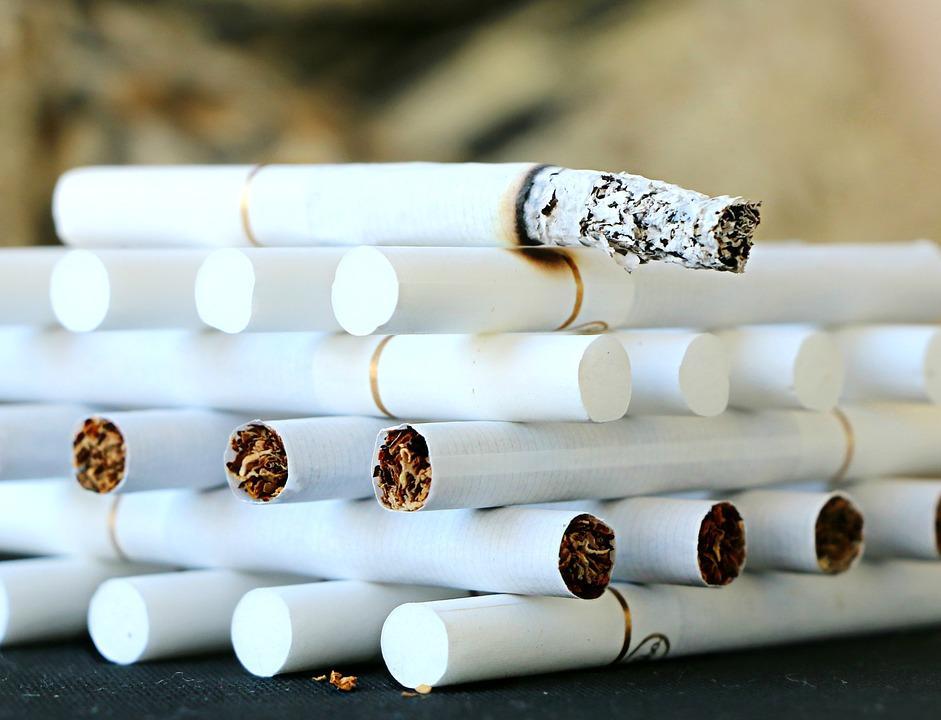 Cigarrillos, Fumar, Ceniza, Tabaco