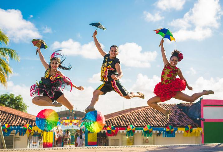 Dança de Frevo em Pernambuco | Berlitz BR