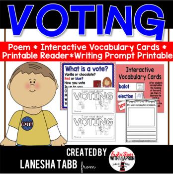 Election Printable Activity