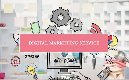 Các kênh hoạt động của digitals marketing service