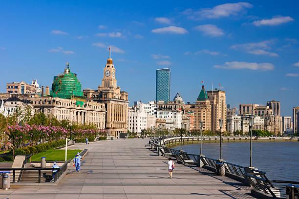 上海外灘 萬國博覽建築