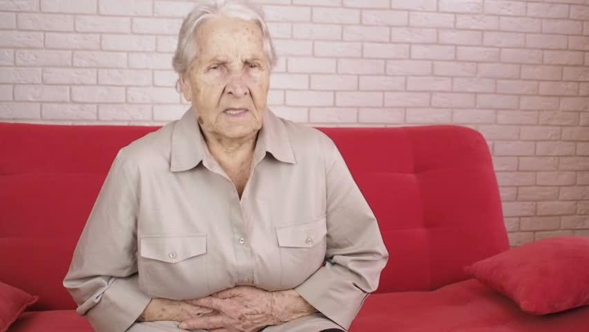 Symptoms of dehydration in older adults