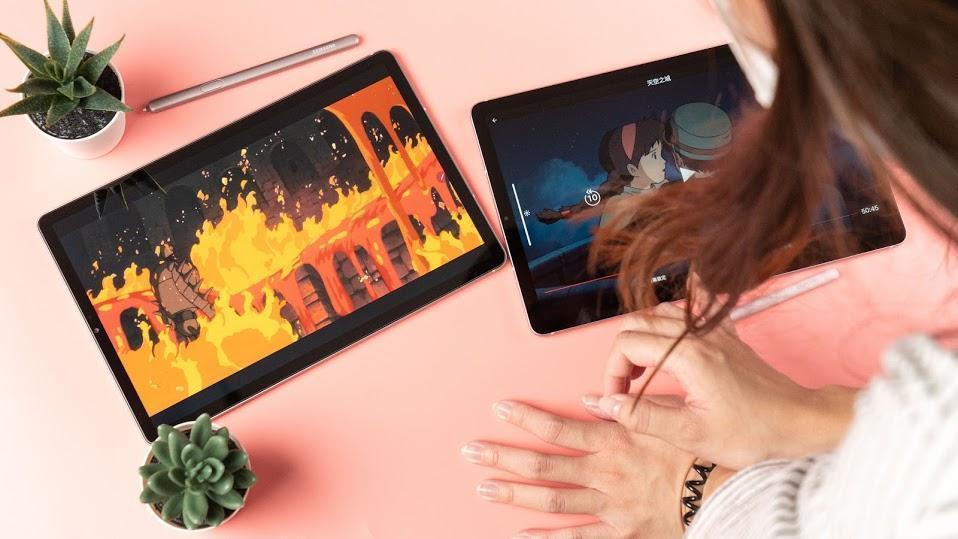 不只是 Lite 的三星 Galaxy Tab S6 Lite - 33