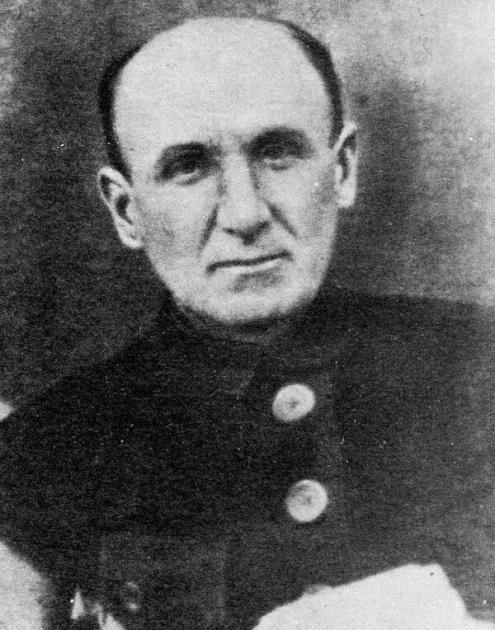 Григорий Чупринка