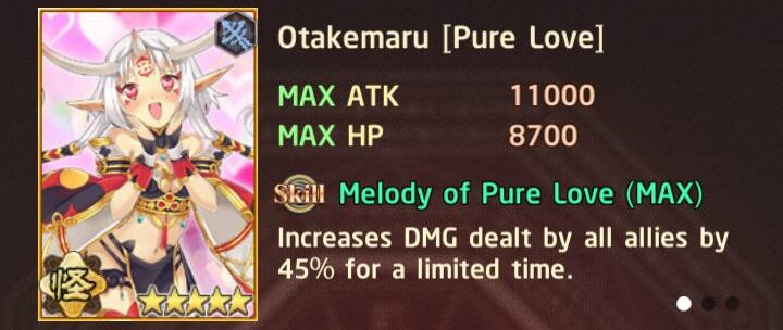 Otakemaru Pure Love