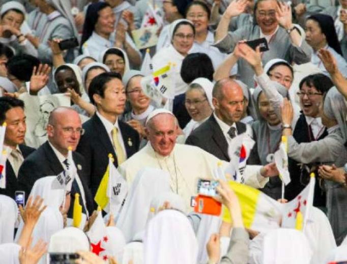 Kim Jong Un mời Đức Thánh Cha Phanxico đến gặp gỡ tại Bình Nhưỡng