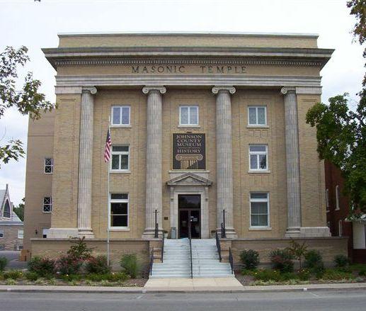 Masonic Temple Building Denver Colorado: Fall In Franklin - Historic Indianapolis