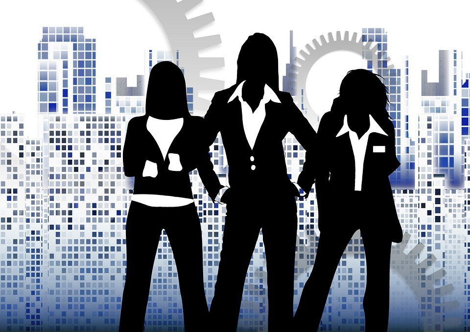 Gear, Team, Group, Woman, ...