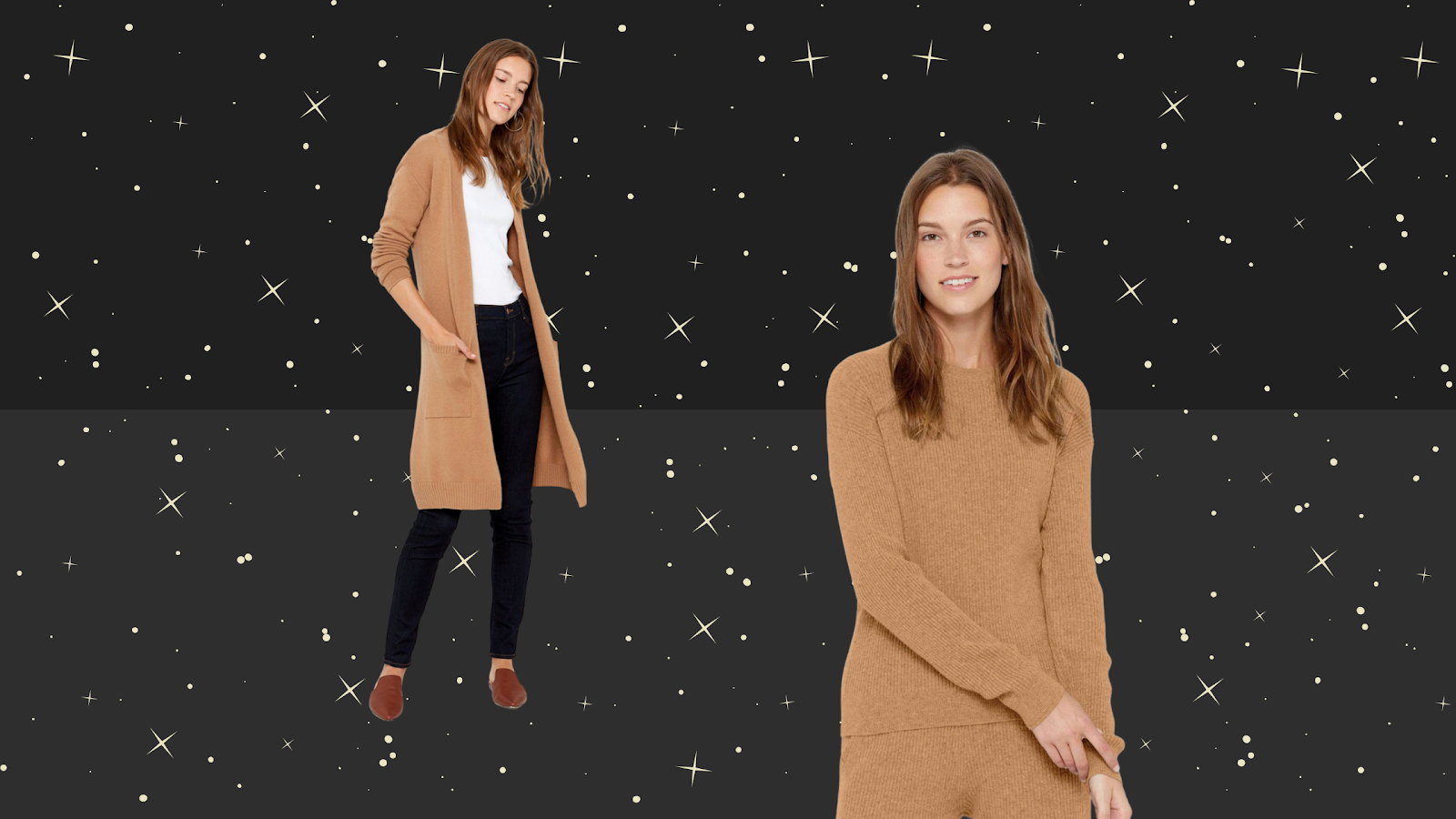 Shop new years eve looks from State Cashmere