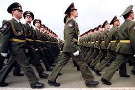Image result for march soldiers