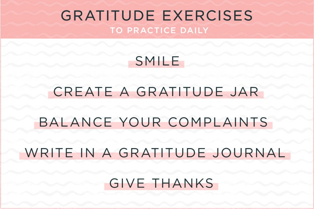 Gratitude Exercises To Practice Daily. How to Express Gratitude